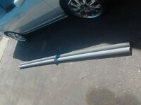 "2- 2"" heavy duty pvc pipe"