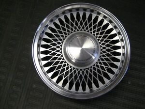 95 caprice polished lip rims like new 15 x 7 inch w/centers