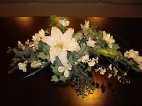 BEAUTIFUL SILK PLANTS & FLORAL ARRANGEMENTS