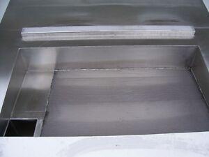 Table d'inspection / triage en acier inoxydable West Island Greater Montréal image 4