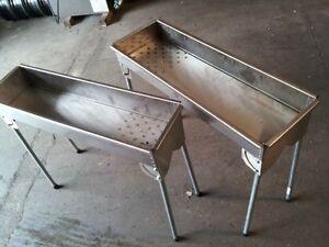 CHARCOAL Grill Kebab BBQ NEW!
