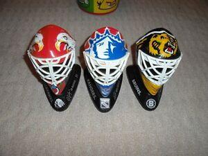 MacDonalds Hockey Masks