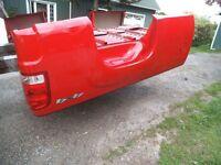 New Take off 2013 8ft GM pickup box w/ tail lights $950