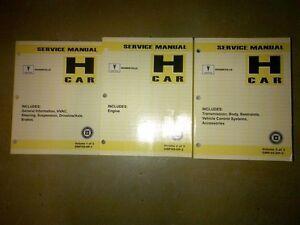 2005 Pontiac Bonneville GM Service Manuals