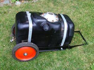 Portable Fresh Water Tank Stratford Kitchener Area image 1