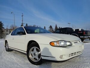 2003 Chevrolet Monte Carlo SPORT..WITH SUBWOOFER AND AMPLIFER