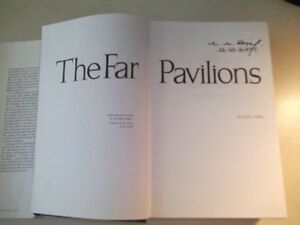The Far Pavilions Very Rare in this condition  plus signed!!! Cornwall Ontario image 5