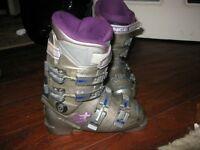 Size 5 - LANGE XR SKI BOOTS - Asking $40 O.B.O.