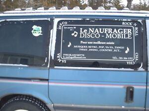 "Discomobile ""Le Naufrager"" Saguenay Saguenay-Lac-Saint-Jean image 2"
