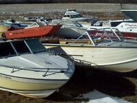 ONTARIO BOAT WRECKERS, HUGE SELECTION OF USED PARTS 705-333-5533