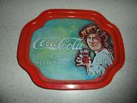 Mini Coca Cola Metal Tray
