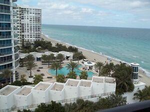Condo en Floride, Bord de mer au Alexander Towers (Hollywood) Fl