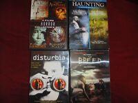 Horror DVD's