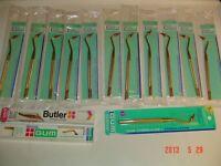 """BRAND NEW """"BUTLER GUM STIMULATOR"""" MODEL # 600 FOR TEETH HEALTH"""
