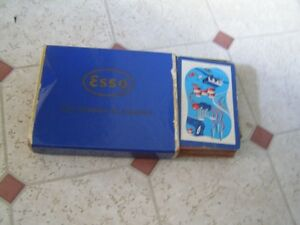 Vintage  Esso Playing Cards