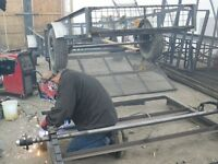MIG , ARC WELDING.PLASMA CUTTING- NO MOBILE..VERY AFFORDABLE!!