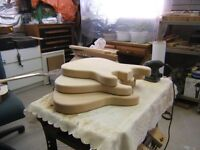 Lutherie Montcalm - Peter Shannon - Luthier