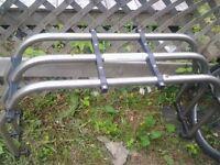 Tail gate rack ford F150 2002 crewcab
