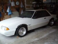 1993 Ford Mustang 5.0 LX Coupe