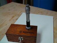 Micromètre Holtest Mitutoyo, Outils de Machiniste, de Précision.