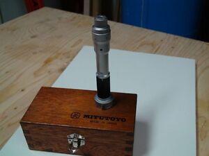 Micromètre Holtest Mitutoyo,  NOUVEAU PRIX!