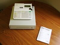 Casio PCR - T2200 Electronic Cash Register