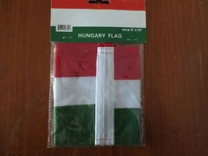 Hungary Antennae Flags