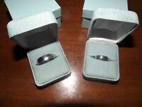 Silver Wedding Bands ***BRAND NEW*** $400.00 OBO