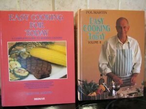 POL MARTIN  Easy Cooking for Today  / ET  volume 2
