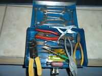 Little Toolbox Full Of Tools