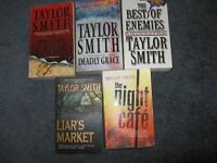 Taylor Smith softcover books $1 each