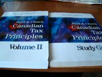 Second Year Business Administration - Canadian Tax Principles