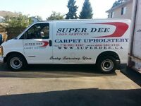 Super Dee 1 Ton Services Carpet Cleaning