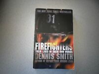 Firefighters Their Lives In Their Own Words BOOK