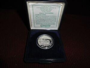 1986 Mexican Silver Coin
