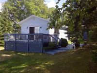 FS: Lakeside cottage on long lake (Madawaska, Maine) Chalet