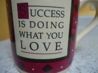 Success-Love Mug