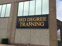 3rd Degree! Next 8 week Fitness Camp starting January 5th!!