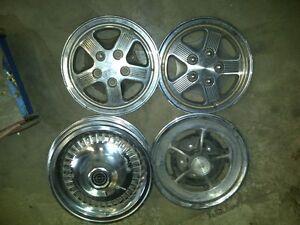 Wheel Covers / Enjoliveurs