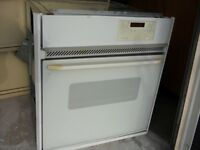 2-Used Electric Wall oven as is $50.00 each