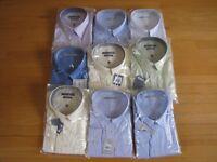 9 Chemises neuves pour hommes 4XL vendues séparement