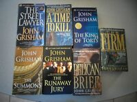 Selected John Grisham Books