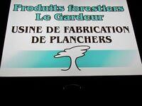 Produits forestiers Legardeur / Bois Compex à déménagé