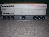 POLK Audio high-end SurroundBar, practically new!