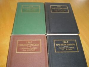 VINTAGE RADIOLOGY BOOKS Windsor Region Ontario image 1