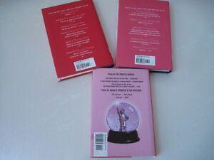 "GIRL'S  ""PRINCESS DIARIES"" HARD COVER BOOKS~SMOKE FREE $6.00 EA Edmonton Edmonton Area image 3"