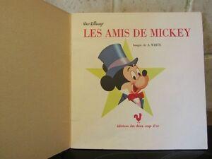 An 1974 Les albums  les amis de Mickey  Bonne nuit  /Poste