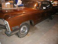 Cadillac DeVille Cabriolet 1968 de375hp.!