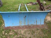 heavyduty plow/dozer style blade 519-999-3499