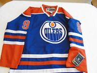 Ryan Smith Edmonton Oilers Brand New Jersey